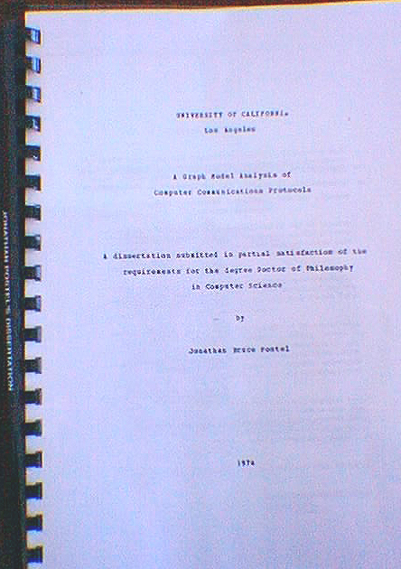 alternative dissertation school